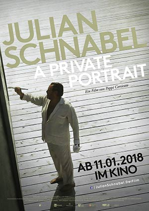 JulianSchnabel-A Private Portrait